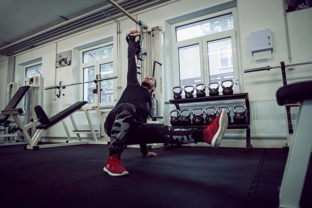 Personal Trainer und Personal Training bring in Topform und steigert die Mobilität sowie körperliche Fitness.